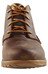 Columbia Davenport Chukka Shoes Men WP Leather elk / bright copper